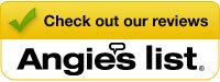 Leave us a review on Angie's List